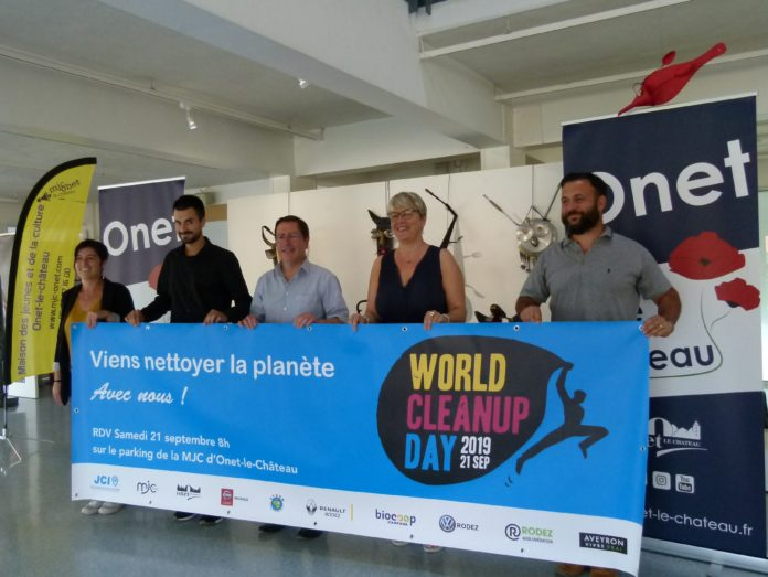 World-CleanUp-Day-Onet